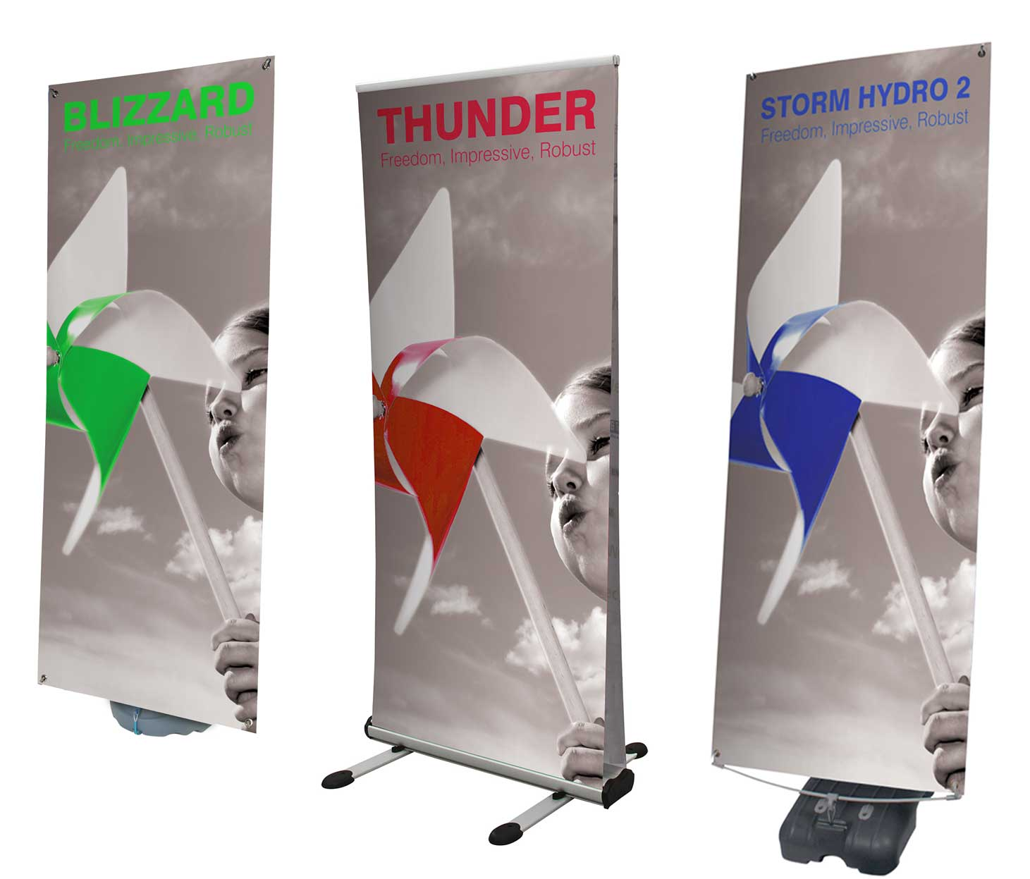 Outdoor Display Stands