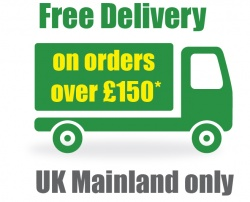 Free Delivery on all orders over �150