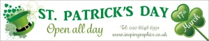 St Patricks Day-Banner-Design1